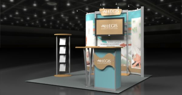 Trade Show Booth Objectives : Nimlok specializes in trade show booth design and