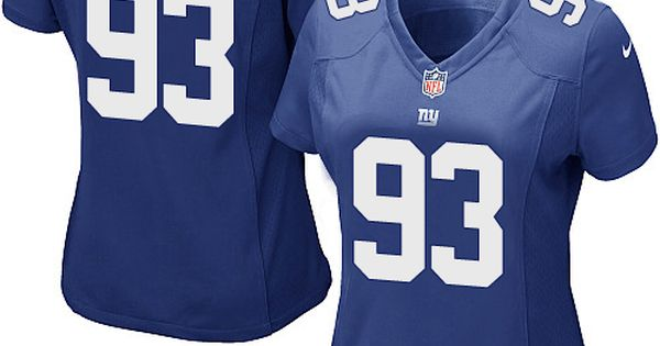 chase blackburn blue jersey 93 limited women nike new york giants nfl jersey