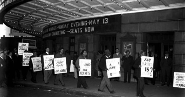 The 1946 General Strike Of Rochester New York General Strike Rochester New York New York