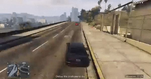 roadblocks gta games