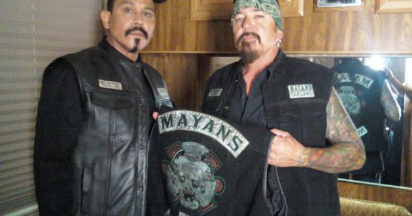 Sons of Anarchy: Movie Actors Emilio Rivera and Tom Chavez ...