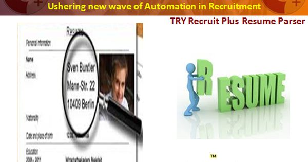 If you are looking for Resume Parser Free, it\u0027s the best place for - resume parsing