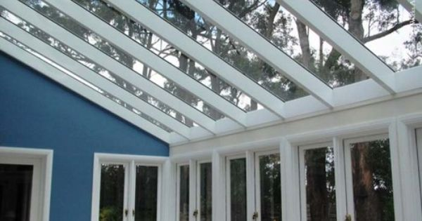 Photo Gallery Of Building And Renovation Works Glass Conservatory Glass Conservatory Roof Blue Feature Wall