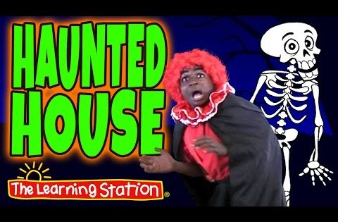 Haunted house halloween songs for children kids for House hits 88