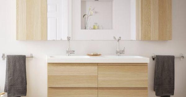 Salle de bain godmorgon ikea dans la maison de mes - Salle de bain godmorgon ...