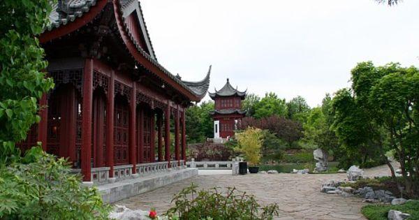 Jardin Botanique De Montreal Montreal Canada Places Chinese Garden Botanical Gardens