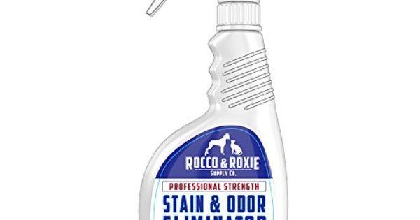 Pet Odor Eliminator amp Urine Cleaner Professional Strength Enzyme