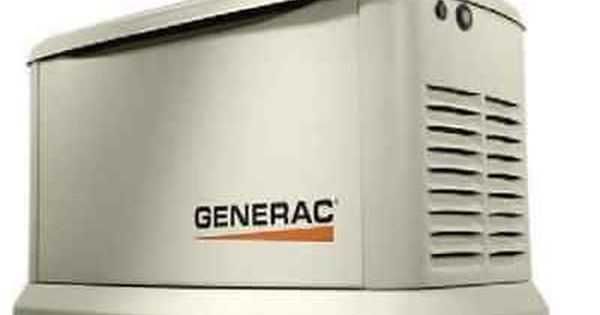Generac 7031 11kw Home Standby Generator From The Guardian Series Home Backup Generator Standby Generators Backup Generator