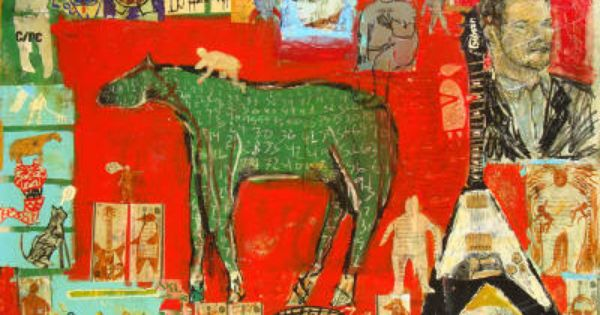 ... art / Intuitive art | Pinterest | Times Tables, Horses and Artists