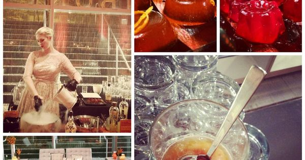 Liquid nitrogen #cocktails! #event #chicago #mixology #jello ...