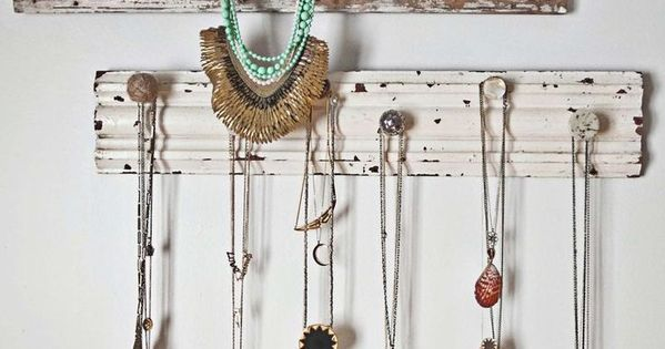 10 creative ways to hang your jewelry deer creative and
