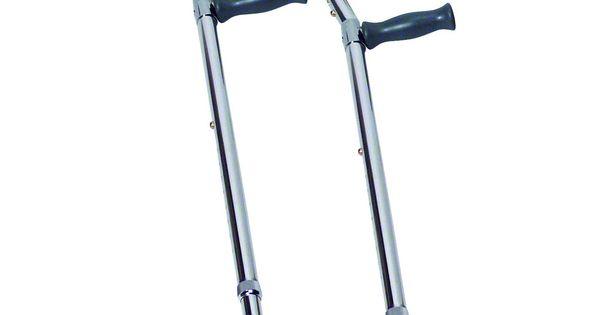 Using crutches
