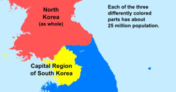 korea a peninsula divided essay In korea peninsula,  the country was divided into two  to add to a good answer wes frank's answer to why was the korean war so different from the vietnam war.