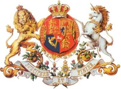House Of Hanover Coat Of Arms Artist Inspiration Victorian Christmas Cards