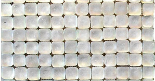 the solistone pillow glass opalescent mosaic wall tile
