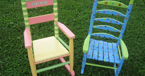 Ideas for refinishing my classroom rocking chair  Projects ...