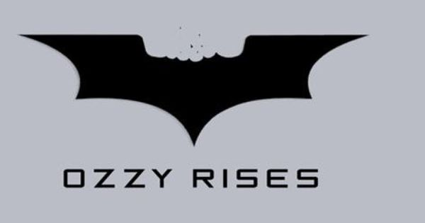 OZZY RISES - a Teefury shirt design I missed (before my time)