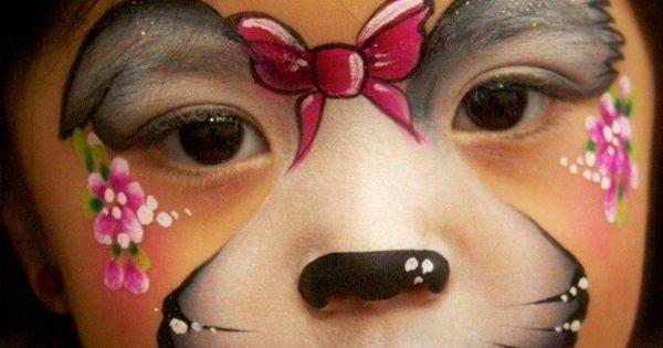 Makeup Enfant Maquillage Bebe Child Chat Maquillage Enfant Pinterest Enfants Chats