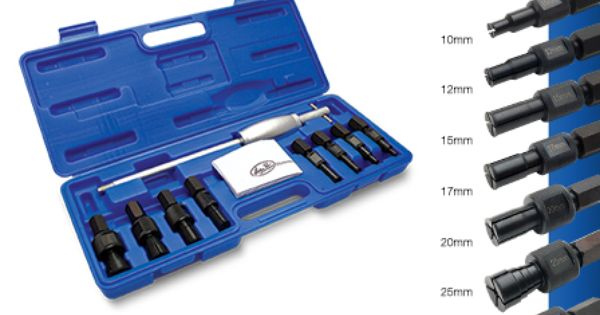 30mm Motion Pro Replacement Collet for Blind Bearing Removal Set