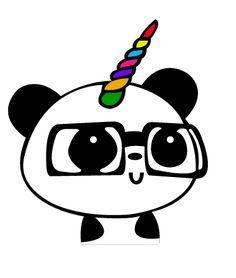 Kawaii Pandacorn Yahoo Image Search Results Cute Doodles Kawaii Drawings Cute Drawings