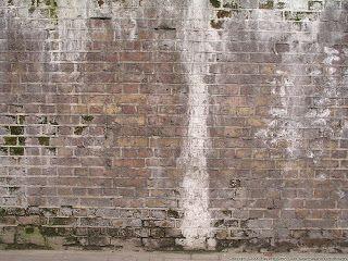 Water Damaged Brick Brick Texture Stained Brick Brick