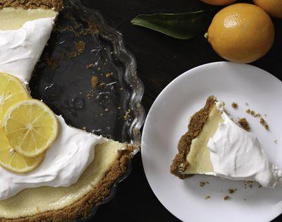 Creamy Lemon Pie In 2020 Raspberry Pie Recipe Easy Pie Nestle Very Best Baking
