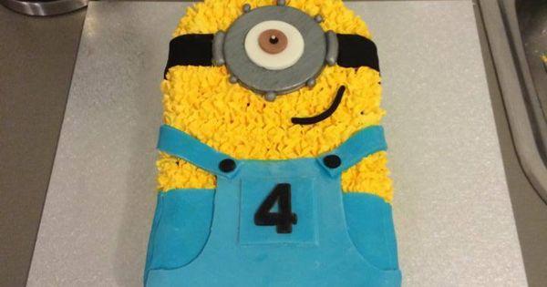 Minion Baking Banana Cake Game