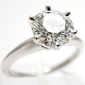 Tiffany Co 1 41ct G Vs1 Diamond Solitaire Engagement Ring Solid Platinum Tiffany Wedding Rings Antique Engagement Rings Diamond Solitaire Engagement Ring