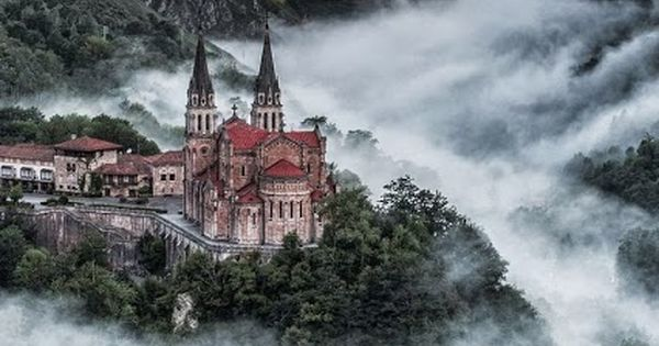 Covadonga Asturias Spain Landscape Pinterest Spain