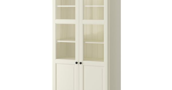 Liatorp bookcase with glass doors white 37 3 4x84 1 4 for Liatorp bookcase hack
