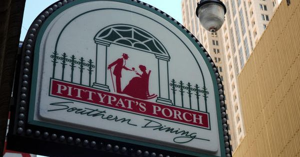 Pittypat S Porch Located In Downtown Atlanta Georgia