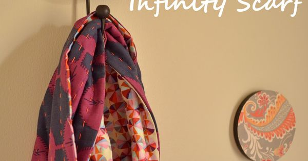#Sew Homegrown: DIYThe Fat Quarter Infinity Scarf Scarves fashion Scarves nice www.2dayslook.com