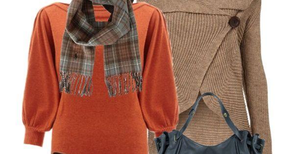 Nice warm colors fit collegiate look!