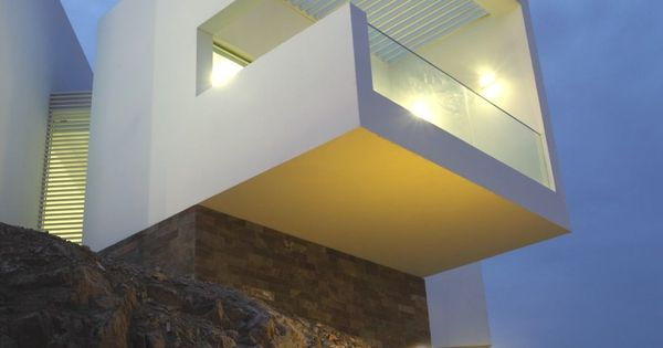 Casa playa Las Lomas I-5 Asia, Lima, PERU - Vértice Arquitectos