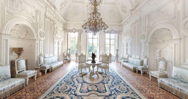 Chateau biljoen interieur interiors interieur - Cfa versailles cuisine ...