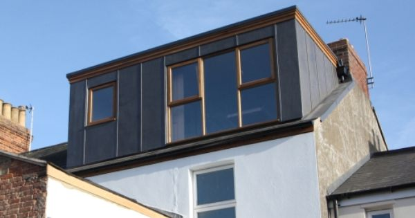 Loft Extention Lead Cladding Loft Conversion Dormer Loft Conversion Attic Renovation