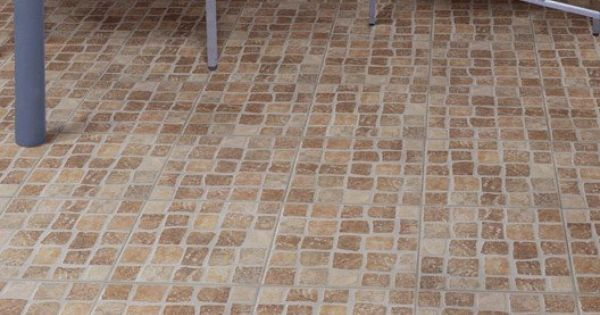 Carrelage exterieur quadrotta en gres cerame emaille for Carrelage vs parquet