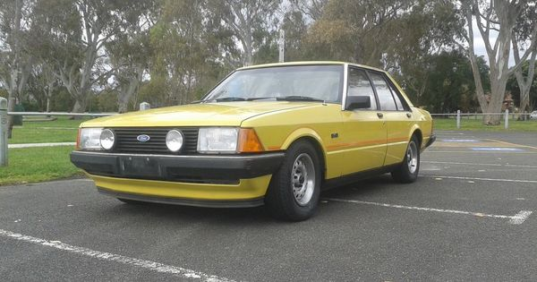 Ford Xd Falcon S Pack V8 4speed 4speed Ford Passenger Vehicle