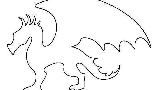 simple welsh dragon applique Google Search Applique