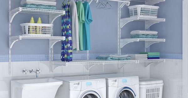 Área de Serviço Planejada  lavanderia  Pinterest  Aerei e ...