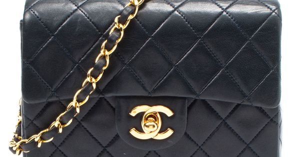 classic: Chanel Mini Matelasse Chain Shoulder Bag online.fashionbagarea.com Tell you a big