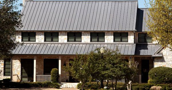Standing Seam Metal Roofing Residential Residential Metal Roofing Metal Roof Roofing