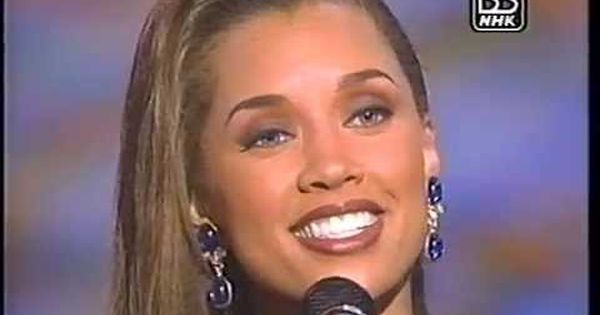 Vanessa Williams Running Back To You The Comfort Zone Live On