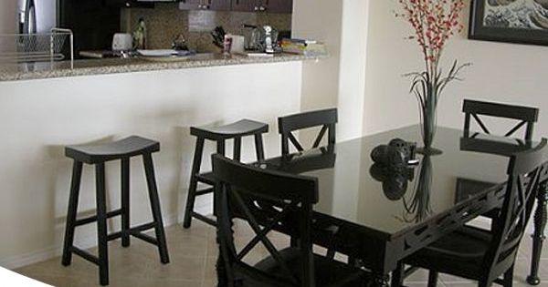 Como decorar una sala peque a y sencilla con poco dinero - Decoraciones de comedores ...