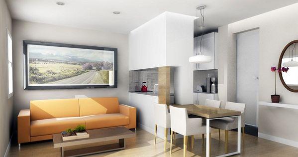 Pin de guisella sanchez zambrano en decoraci n de for Decoracion de interiores apartamentos pequenos