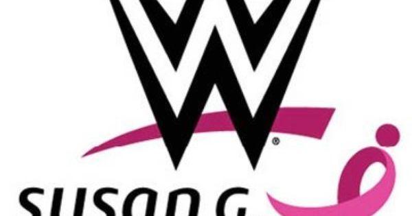 Wwe Teams Up With Susan G Komen Wwe Logo Wwe Zack Ryder
