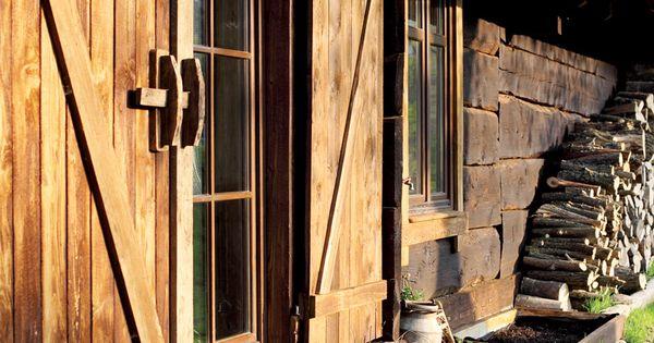 Wooden house agroturism lutowiska bieszczady poland folk poland pinterest wooden - Traditional polish houses wood mastership ...