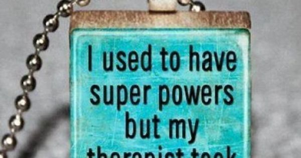 Superpowers ...