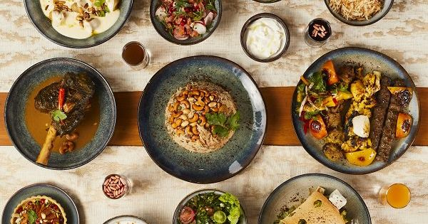 Pin On جدول أكلات رمضان
