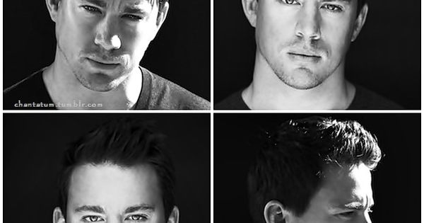 #channingtatum collage